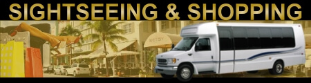 Sightseeing Tours Limo Service Miami
