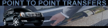 Miami Limo Point to Point Transfers
